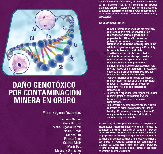Medio Ambiente y Contaminacion
